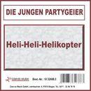 Heli-Heli-Helikopter/Die jungen Partygeier