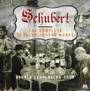 Schubert : Complete Secular Choral Works/Arnold Schoenberg Chor