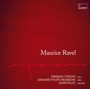 Ravel : Sonate pour violon, sonate pour violoncelle/Jean-Marc Philips-Varjabédian