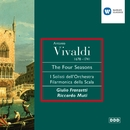 Vivaldi: The Four Seasons etc./Riccardo Muti/Orchestra del Teatro alla Scala, Milano