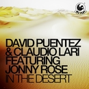 In the Desert (feat. Jonny Rose)/David Puentez & Claudio Lari