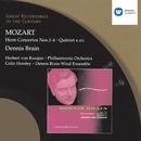 Mozart: Horn Concertos/ Quintet, K. 452/Philharmonia Orchestra/Herbert von Karajan/Dennis Brain