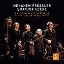 Menahem Pressler - A 90th Birthday Celebration - Live in Paris/Quatuor Ébène