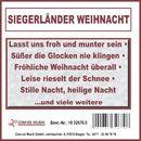 Siegerländer Weihnacht/Die Siegerländer Hüttenmusikanten & Andreas Schuss