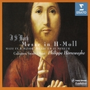 Bach: Mass in B Minor/Philippe Herreweghe/Barbara Schlick/Catherine Patriasz/Charles Brett/Howard Crook/Peter Kooy/Chorus of Collegium Vocale, Ghent/Orchestra of Collegium Vocale, Ghent