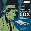 Gestatten, mein Name ist Cox: Tod auf Gepäckschein 3311/Gestatten, mein Name ist Cox