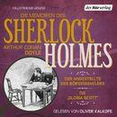 Die Memoiren des Sherlock Holmes - Der Angestellte des Börsenmaklers & Die 'Gloria Scott' (Ungekürzt)/Arthur Conan Doyle