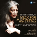 Rachmaninov: Music for Two Pianos/Martha Argerich