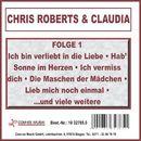 Chris Roberts & Claudia, Folge 1/Chris Roberts & Claudia