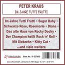 Im Jahre Tutti Frutti/Peter Kraus