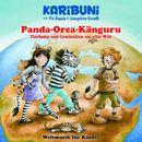 Panda - Orca - Känguru - Tierlieder und Geschichten aus aller Welt/Karibuni mit Pit Budde & Josephine Kronfli