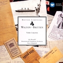 Britten/Walton - Violin Concertos/Ida Haendel/Bournemouth Symphony Orchestra/Paavo Berglund