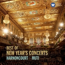 Best of New Year's Concerts - Neujahrskonzerte/Nikolaus Harnoncourt and Riccardo Muti