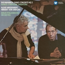 Rachmaninoff: Piano Concerto - Franck: Symphonic Variations/Alexis Weissenberg