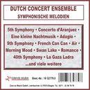 Symphonische Melodien/Dutch Concert Ensemble