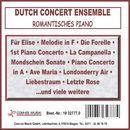 Romantisches Piano/Dutch Concert Ensemble