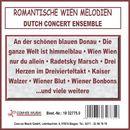 Romantische Wien Melodien/Dutch Concert Ensemble