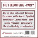 Party/Die 3 Besoffskis