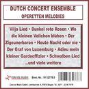 Operetten Melodies/Dutch Concert Ensemble