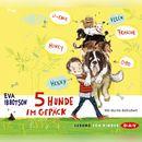 5 Hunde im Gepäck/Eva Ibbotson