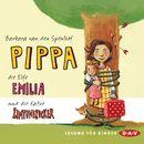 Pippa, die Elfe Emilia und die Katze Zimtundzucker/Barbara van den Speulhof