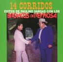 14 Corridos Exitos de Paulino Vargas/Los Broncos de Reynosa