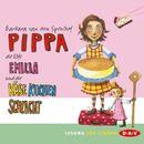 Pippa, die Elfe Emilia und die Käsekuchenschlacht/Barbara van den Speulhof