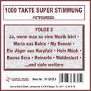 1000 Takte Super Stimmung, Folge 2/Joe Raphael & Die Happy-Singers
