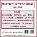 1000 Takte Super Stimmung, Folge 1/Joe Raphael & Die Happy-Singers