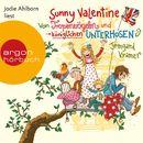 Sunny Valentine - Von Tropenvögeln und königlichen Unterhosen (Ungekürzte Fassung)/Irmgard Kramer