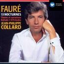 Fauré 13 Nocturnes/Jean Philippe Collard