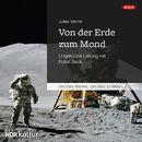 Von der Erde zum Mond (Ungekürzt)/Jules Verne