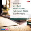 Goethes Briefwechsel mit einem Kinde/Bettina von Arnim