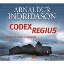 Codex Regius/Arnaldur Indriðason