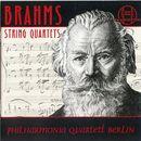 Brahms: Die Streichquartette/Philharmonia Quartett Berlin