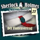 Die Originale - Fall 23: Der Flottenvertrag/Sherlock Holmes