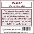 Hör auf dein Herz/Jeannine