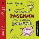 Das unwahrscheinlich geheime Tagebuch vom kleinen Schwein, Band 1/Emer Stamp