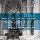 Bach: Cantatas/Geraint Jones/Wolfgang Gönnenwein/Consortium Musicum