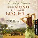 Heller Mond in schwarzer Nacht/Beverley Harper