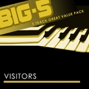 Big-5 : Visitors/Visitors