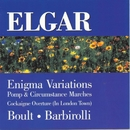 Enigma Variations, Marches, Cockagne/Sir Adrian Boult/Sir John Barbirolli