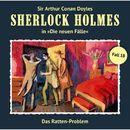 Die neuen Fälle - Fall 18: Das Ratten-Problem/Sherlock Holmes