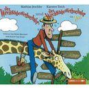 Der Wechstabenverbuchsler + Der Wechstabenverbuchsler im Zoo/Mathias Jeschke