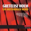 Ein anständiger Mord - Ein Karin Sommer Krimi (Ungekürzt)/Gretelise Holm