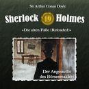 Die alten Fälle [Reloaded] - Fall 19: Der Angestellte des Börsenmaklers/Sherlock Holmes