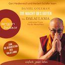 Die Macht des Guten - Der Dalai Lama und seine Vision für die Menschheit (Gekürzt)/Daniel Goleman