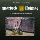 Die alten Fälle [Reloaded] - Fall 20: Der Landadel von Reigate/Sherlock Holmes