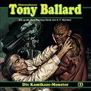 Folge 21: Die Kamikaze-Monster/Tony Ballard