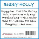 Peggy Sue/Buddy Holly